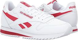 Reebok Lifestyle  Men's Classic Leather Ripple Low BP White/