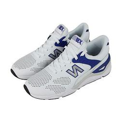 New Balance X-90 MSX90HTA Mens White Leather Casual Low Top
