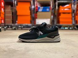 New Balance Lifestyle X-90 Mens Shoes Black Grey Teal MSX90-