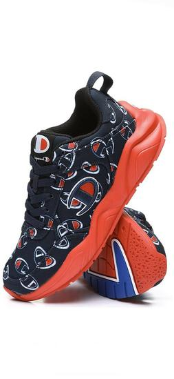 Look!!! Champion Mens 93EIGHTEEN Repeat C Sneakers CM 100244