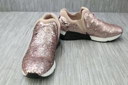 The Fix Luca Slip On Sequin Jogger Sneaker - Women's Size 10