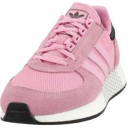 adidas Marathon Tech Sneakers Casual   Sneakers Pink Womens