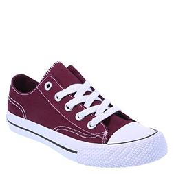 Airwalk Women's Maroon Canvas Women's Legacee Sneaker 13 Reg