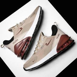 Max Walking Sneakers Men's Air 270 Flyknit Running Shoes C