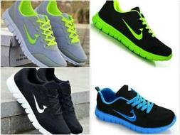 Men & Womens Lightweight Sneakers Breathable Sports Running