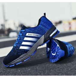 Fashion Men Portable Shoes Running Comfortable Sneakers Walk