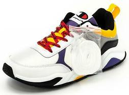 CHAMPION Men's 93Eighteen Block Multi-Color sneakers
