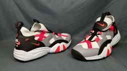 Nike Men's Air Scream LWP Cross-Training Sneakers Grey Red S