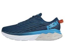 Men's HOKA ONE ONE Arahi 4 Blue/White Running Shoes