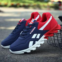 Men's Athletic Running Casual Sneakers Fashion Sports Tennis