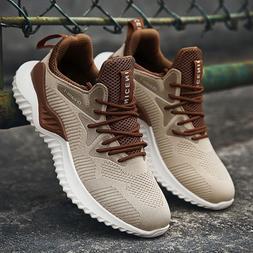Men's Athletic Shoes Fashion Lightweight Running Jogging Ten