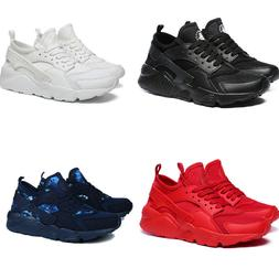Men's Athletic Sneakers Outdoor Casual Trainers Sports Breat