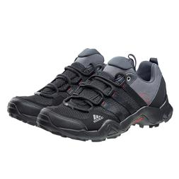 Adidas Men's AX2 Outdoor Hiking Shoe Black Athletic Sneakers
