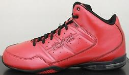AND1 Men's Basketball Sneakers Master Mid Varsity Red/Black