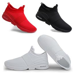 Men's Breathable Outdoor Sports Athletic Sneakers Casual Run