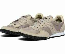 Saucony Men's Bullet Sneaker Taupe/Tan, Size 9 M