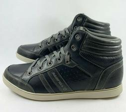Airwalk Men's Chase Fade-Style High Top Sneaker Shoes Black