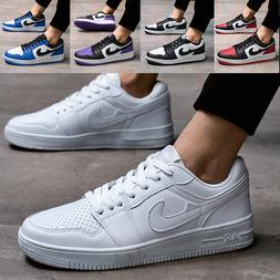 Men's Classic Casual AIR Low Top Shoes Student Flat Sneakers