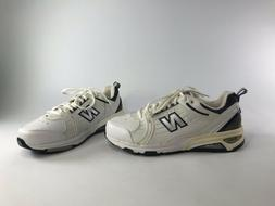 New Balance Men's Cross Training Shoes Sneakers MX856WN Whit