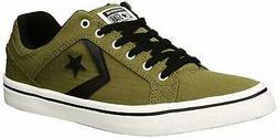 Converse Men's El Distrito Ripstop Canvas Low Top Sneaker -