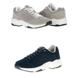 Avia Men's Enduropro Lite Low Top Lace-up Gray or Navy Blue
