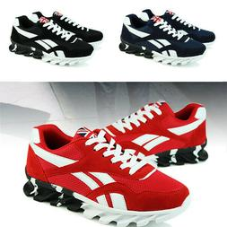 Men's Fashion Running Shoes Outdoor Tennis Sports Casual Bre