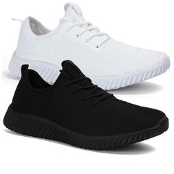 Men's Fashion Sneakers Breathable Athletic Sports Light Weig