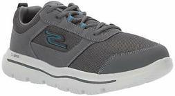 Skechers Men's Go Walk Evolution Ultra-Enhance Sneaker, Char