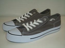 Airwalk Men's Grey Canvas Men's Legacee Sneaker 10.5 Regular