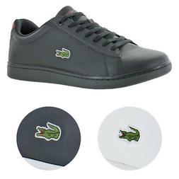9beac0d34 Lacoste Men s Hydez 318 Leather Court Fashion Sneaker Shoes