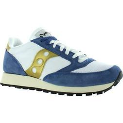 Saucony Mens Jazz Original Vintage Suede Fitness Sneakers Sh