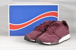Men's New Balance Lifestyle Sneakers Burgundy