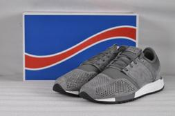 men s lifestyle sneakers grey white