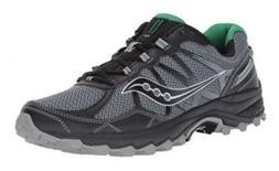 SAUCONY Men's Lightweight Cross Training Trail Sneakers, Med