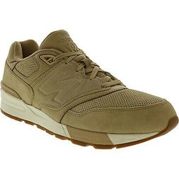 New Balance Men's Ml597 Ankle-High Suede Fashion Sneaker