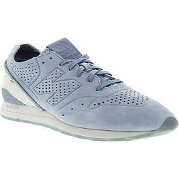 New Balance Men's Mrl696 Ankle-High Suede Fashion Sneaker