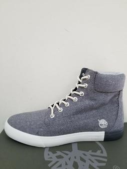 25acabc25934 Timberland Men s Newport Bay Canvas 6 inc Sneaker Boots NIB