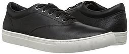 206 Collective Men's Olympic Casual Lace-Up Sneakers, Black