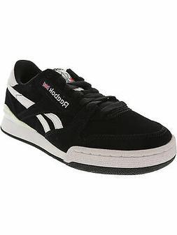 Reebok Men's Phase 1 Pro Mu Ankle-High Suede Fashion Sneaker