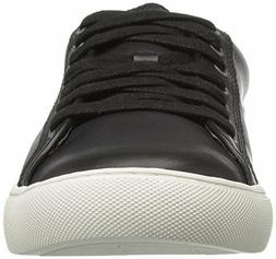 206 Collective Men's Prospect Lace-up Fashion Sneaker - BLAC