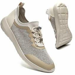 Men's Road Running Shoes Lightweight Breathable Mesh Sneaker