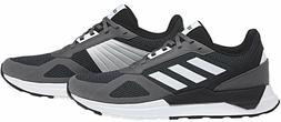 Adidas Men's Run 80S Athletic Running Sneakers Shoes Black/G
