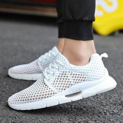 Men's Running Shoes Casual Athletic Lightweight Sneakers Mes