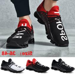 Men's Running Walking Sports Shoes Trainers Road Athletic Sn