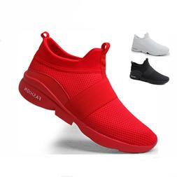 Men's Shoes Casual Lightweight Athletic Breathable Running T