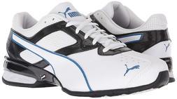 Men's Shoes PUMA Tazon 6 FM Run Train Sneakers 189873-22 Whi