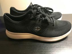 Men's Champion Size 8 1/2 Black Sneakers 170689 NEW