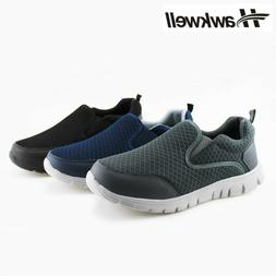 Men's Casual Shoes Slip-On Comfort Loafer Sport Walking Mesh
