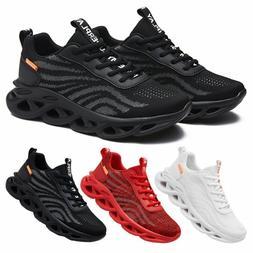 Men's Sneakers Athletic Running Casual Walking Tennis Gym Sp