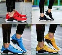 Men's Sneakers Casual Sports Athletic Breathable Running Sho